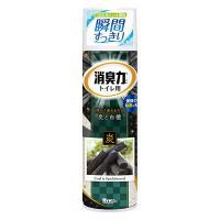 エステー トイレの消臭力スプレー 炭と白檀の香り