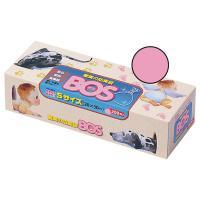 クリロン化成 驚異の防臭袋BOS 箱型 Sサイズ ポリ袋(規格袋) 1箱(200枚入)