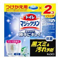 トイレマジックリン流すだけで勝手にキレイ ライトブーケの香り 付替え2個パック I5MmU4MzAx
