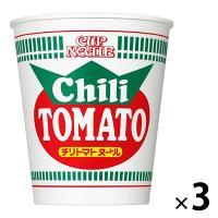 日清食品 カップヌードル チリトマトヌードル ×3個
