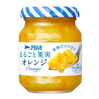 お試しサイズ アヲハタ まるごと果実 オレンジ 125g