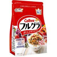 カルビー フルグラ 800g 徳用フルーツグラノーラ 1袋     シリアル・フレーク