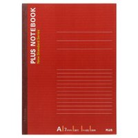 プラス ノートブック セミB5 30枚 A罫 NO-003AS 76701