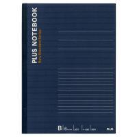 プラス ノートブック セミB5 30枚 B罫 NO-003BS-10P 76730 1パック(10冊入)