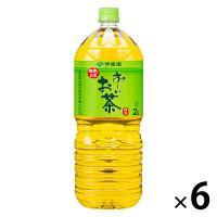 伊藤園 おーいお茶 緑茶 2.0L 1箱(6本入)