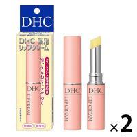 DHC 薬用リップクリーム ×2本セット 保湿リップ・エッセンス・バーム ディーエイチシー コスメ・スキンケア