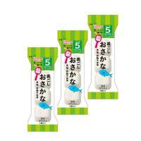 5ヵ月頃から WAKODO 和光堂ベビーフード はじめての離乳食 裏ごしおさかな 2.6g 1セット(3袋) アサヒグループ食品