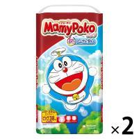 マミーポコ パンツ ビッグ (12kg~22kg)1セット(38枚入×2パック)ドラえもん ユニ・チャーム