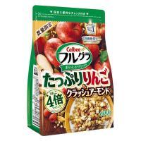 カルビー フルグラたっぷりりんご&クラッシュアーモンド 600g 1袋