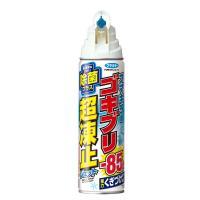 ゴキブリ超凍止ジェット 除菌プラス 1本 フマキラー