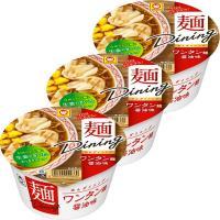 東洋水産 麺ダイニング ワンタン麺 醤油味 3個