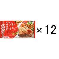 バランスアップ クリーム玄米ブラン メープルナッツ&グラノーラ 1セット(12袋) アサヒグループ食品 栄養調整食品
