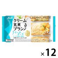 バランスアップ クリーム玄米ブラン クリームチーズ 1セット(12袋) アサヒグループ食品 栄養調整食品