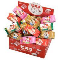 江崎グリコ ビスコミニパック4種アソートセット  1箱(80個入)