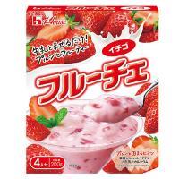 ハウス食品 フルーチェ イチゴ 200g 1セット(2個)