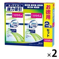 ファブリーズ 置き型 ナチュラルガーデンの香り つけかえ用 130g 1セット(2個パック×2) P&G