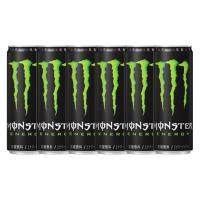 アサヒ飲料 モンスターエナジー 355ml 1セット(6缶)