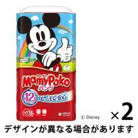 マミーポコ おむつ パンツ ビッグサイズ(12~22kg) 1セット(38枚入×2パック) ユニ・チャーム