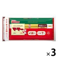 日清フーズ マ・マー チャック付結束スパゲティ 1.6mm (600g) ×3個