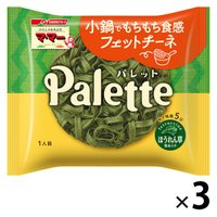 アウトレット 日清フーズ マ・マー Palette フェットチーネ ほうれん草粉末入り ×3個