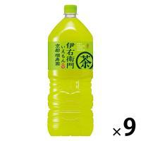 サントリーフーズ 伊右衛門 2L 1箱(9本入)