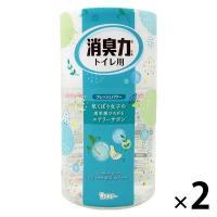 数量限定トイレの消臭力 エアリーサボン 1セット(2個)エステー