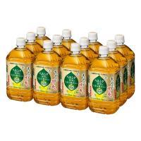 メーカー過剰在庫品 ヘルシア緑茶 うまみ贅沢仕立て 1000ml 1箱(12本入) PPB20_CP