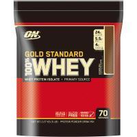 国内正規品  オプティマムニュートリション ゴールドスタンダード 100% ホエイ エクストリームミルクチョコレート 2.27kg 袋タイプ