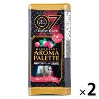 アウトレット アース製薬 消臭アロマパレット ラグジュアリーブラック 1セット(2個:1個×2)