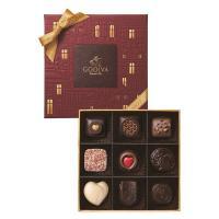 GODIVA(ゴディバ) チョコレート クロニクル シック アソートメント(9粒入) バレンタイン ホワイトデーギフト 三越伊勢丹