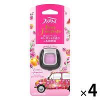 アウトレット P&G ファブリーズ イージークリップ プール・ファム  スイートピー&グレープフルーツの香り 1セット(4個:1個×4)
