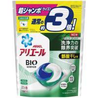 【セール】 アリエール バイオサイエンス リビングドライジェルボール3D 詰め替え 超ジャンボ 1個(46粒入) 洗濯洗剤 P&G