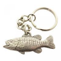 ■商品詳細 The Smallmouth Bass Keychain is Hand Crafted...