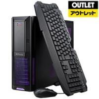 マウスコンピューター ゲーミングデスクトップPC BC-GS84M8S2G16-191 [Core i5・メモリ 8GB・GTX 1060] [振込不可]