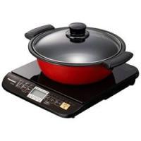 鍋ものをもっと手軽に。「鍋だし作りコース」で、鍋もののだし作りを手間なく行えます。専用なべ付属モデル...