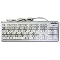 〔有線キーボード(適応機種:ESPRIMO、CELSIUS):USB 1.85m・109キー カナ有...