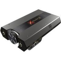 クリエイティブメディア 【ハイレゾ音源対応】ゲーミングUSBオーディオインターフェース Sound BlasterX G6 SBX-G6