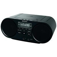 コンパクトなボディに最大出力4W。音質にこだわった小型・高音質CDラジオ