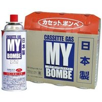 ■カセットコンロ用ボンベ ■3本入