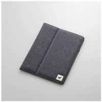 手帳タイプで装着したまま使用できる8.5〜10.5インチのタブレットに対応したケース。