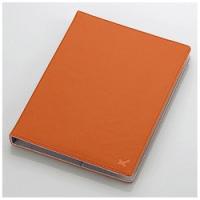 高級感のあるソフトレザーを使用した手帳タイプのタブレット用ケース
