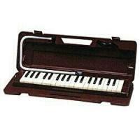 演奏しやすい、軽量でコンパクトな設計のピアニカです。