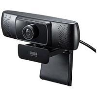 サンワサプライ CMS-V43BK 超広角150度レンズ搭載 会議用ワイドレンズカメラ