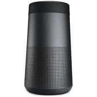 BOSE(ボーズ) ブルートゥーススピーカー(ブラック) Bose SoundLink Revolve Bluetooth speaker