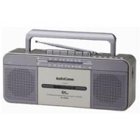 カセットテープ音源、ラジオ放送、内蔵マイク音声をUSBフラッシュメモリ(別売)に録音可能!