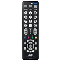 シンプルで大きいボタンが押しやすいらくらくテレビリモコン