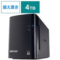 USB3.0搭載で高速アクセス。2台のドライブで安心のミラーリング対応モデル。