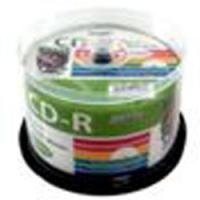CD-R 700MB 50枚スピンドル 52倍速 ワイドプリンタブル