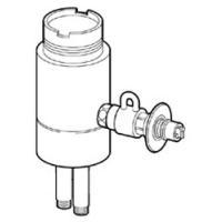 TOTO製のシングルレバー式(デッキタイプ)用、給水・給湯兼用シングル分岐。