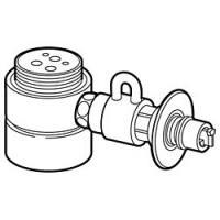 MYM 製のシングルレバー式(デッキタイプ)用、給水・給湯兼用シングル分岐。